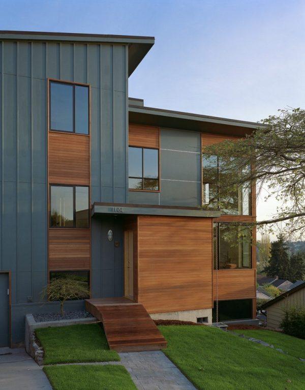 Search Contemporary House Siding Home Design Medium