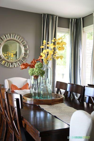 Search Dining Room Centerpiece Ideas Best 25  Dining Room Table Medium