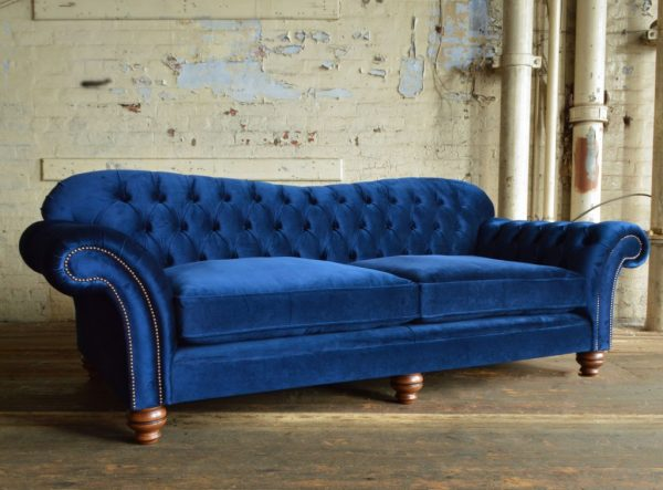 Search Hammersmith Velvet Chesterfield Sofaabode Sofas Medium