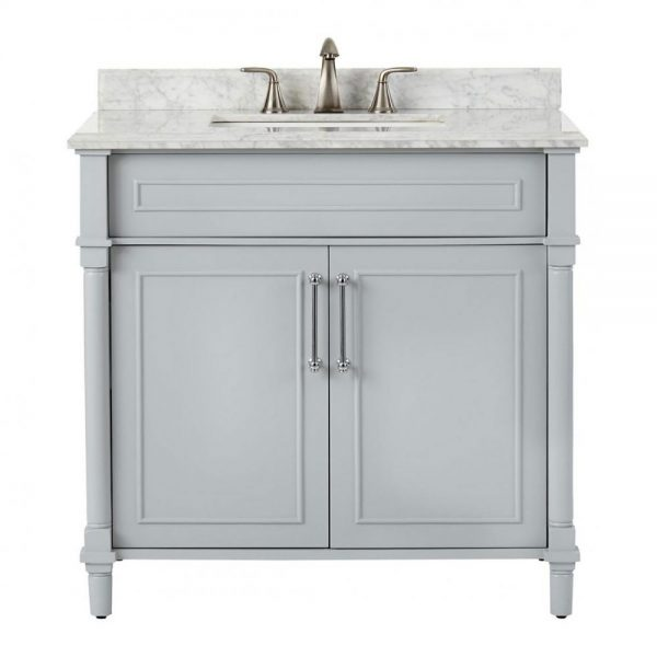 Search Home Decorators Collection Aberdeen Single Vanity Medium