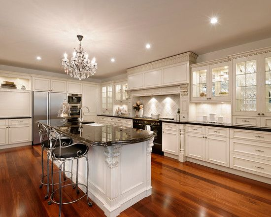 Search Inspiring Pictures Of Terrific French Provincial Kitchens Medium