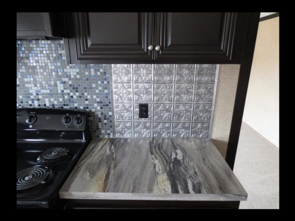 Search Kitchen Backsplash Ideas For Black Cabinets And Blue Storm Medium