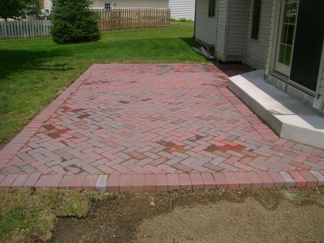 search landdesignlandscaping custom patios and retaining walls