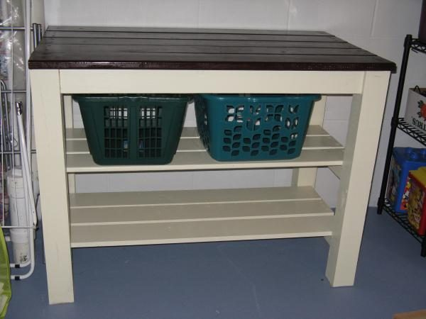 Search Laundry Area Tabledo It Yourself Home Projects From Ana Medium