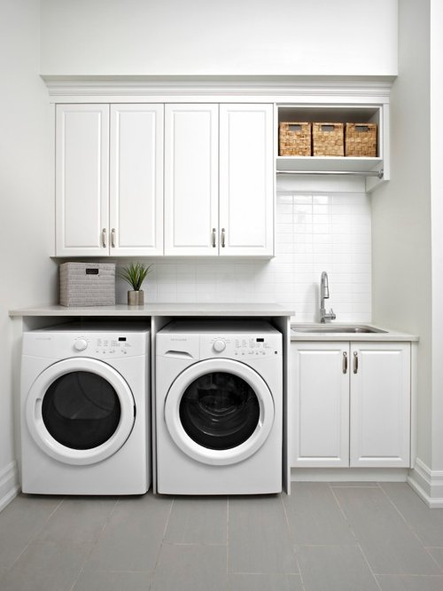 Search Laundry Room Design Ideas Remodels   Photos Medium