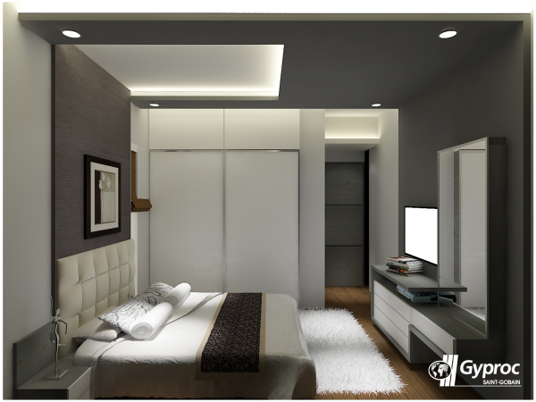 Search Let The Shades Of Gray Make Your Luxurious Bedroom Stand Medium