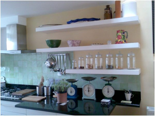 Search Marvellous Kitchen Shelf Decor Inspirations  Modern Shelf Medium
