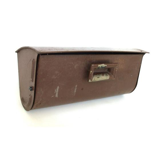 Search Mid Century Modern Mailbox Architectural By