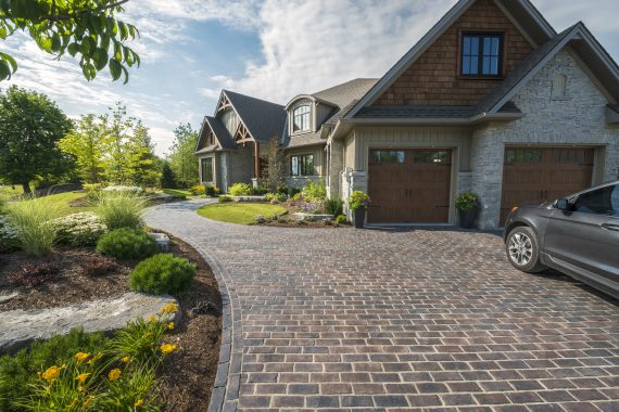 Search Permeable Driveway Pavers For An Ecofriendly Front Yard Medium