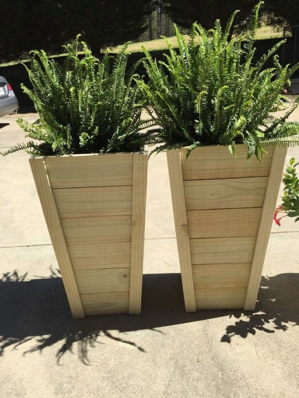 Search Planters Amusing Outdoor Planter Boxes Curved Planter Medium