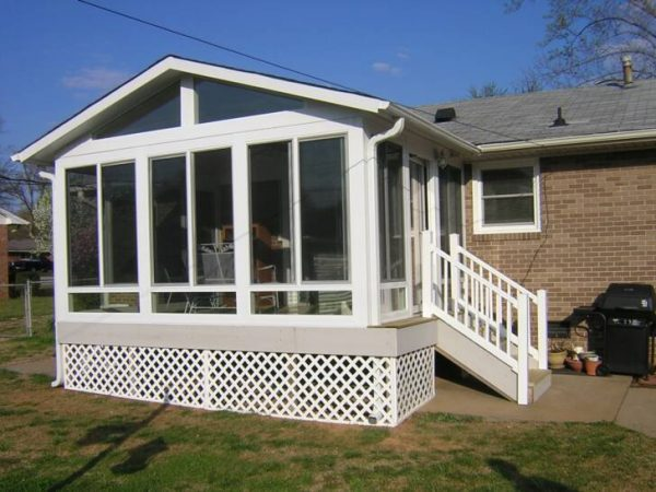 Search Sunrooms By Stekside Sliding Glass Panels Side Sliders Medium
