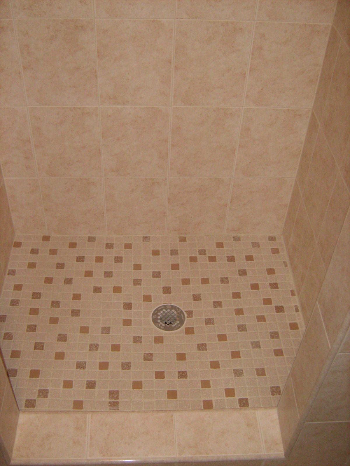search the best tile for shower floor that will impress you with