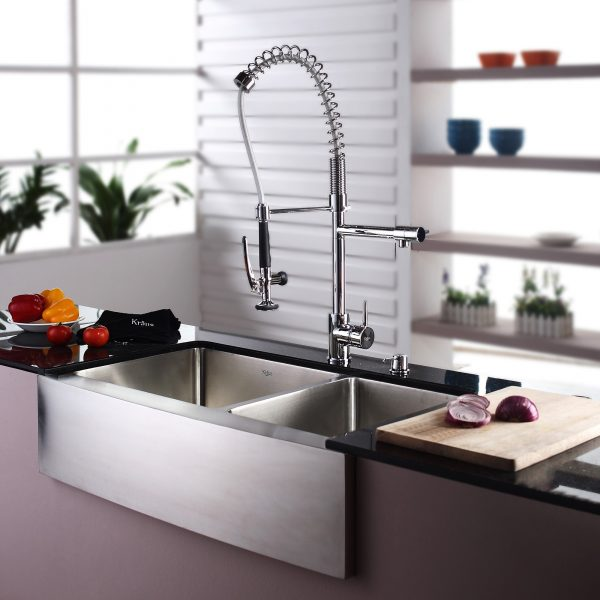 Search Top 10 Best Modern Apron Front Sinks Medium