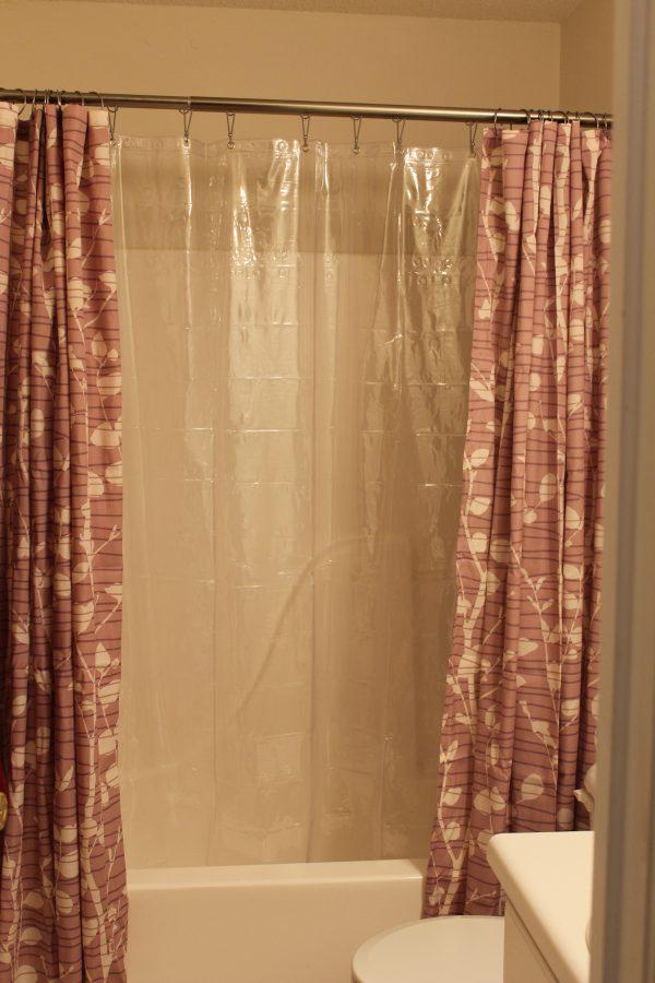 Shower Curtains Designer Elegant Stall Shower Curtains Medium