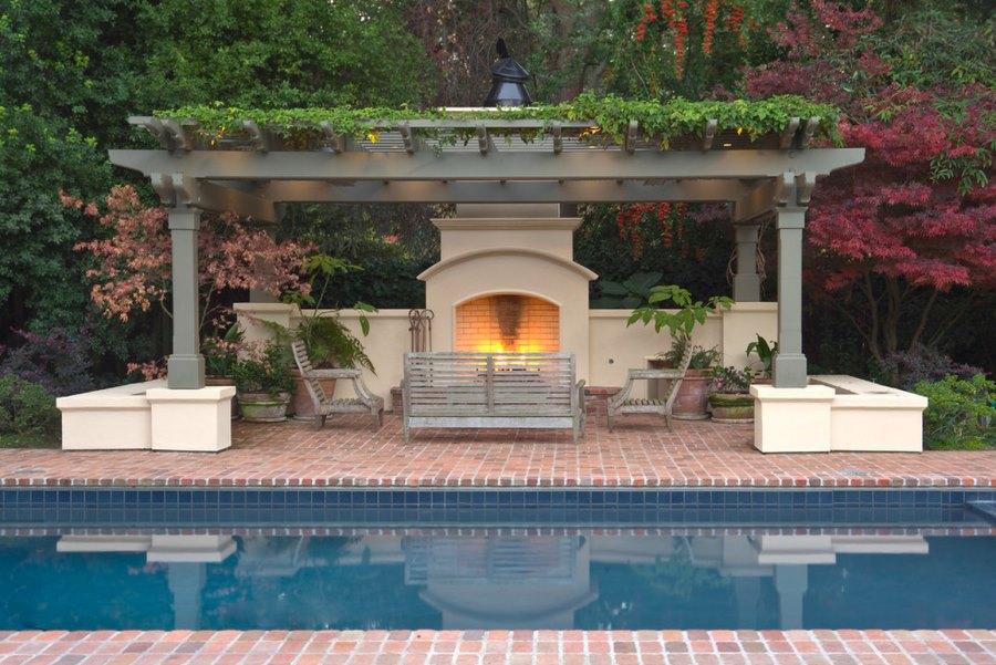 simply 20 charming brick patio designs