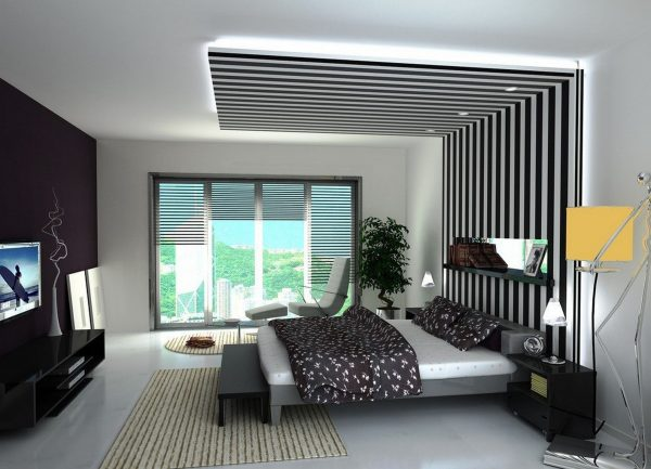 Simply 25 Latest False Designs For Living Room   Bed Room Medium