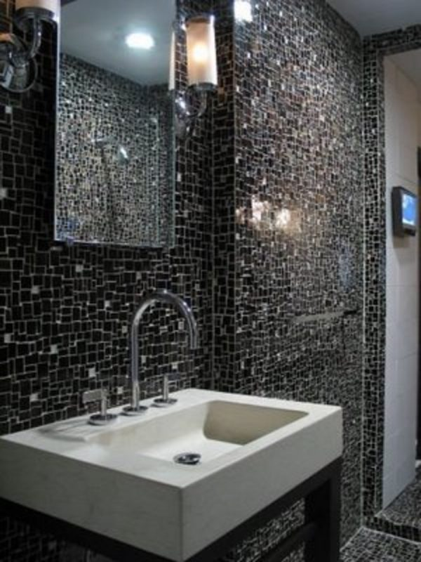 Simply 30 Nice Pictures And Ideas Of Modern Bathroom Wall Tile Medium