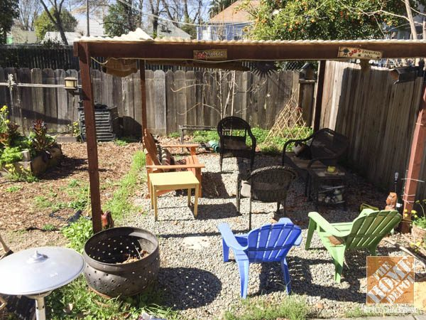Simply A Backyard Makeover With A Zen Spirit The Home Depot Medium