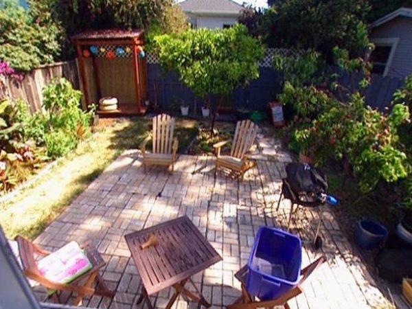 Simply Beautiful Backyard Makeoversdiy Medium