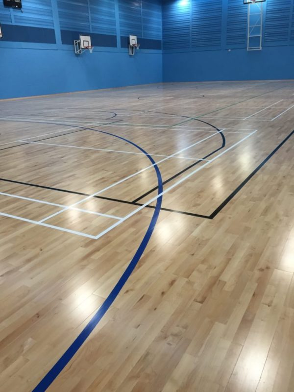 Simply Brand New Floors At New City Of Glasgow College Mckay Medium