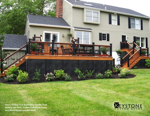 Simply Deck Lattice Install Design And Ideas Medium