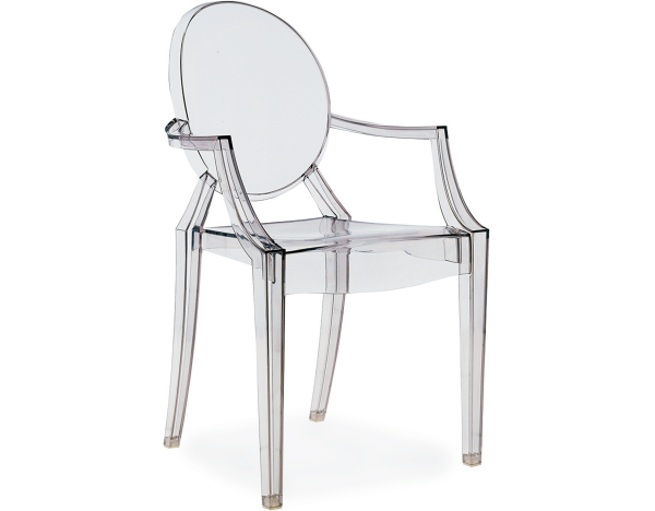 Simply Designapplauselouis Ghost Chair Philippe Starck