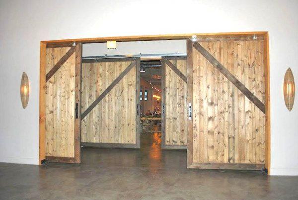 Simply Double Sliding Barn Doorslarge Sliding Doors Medium