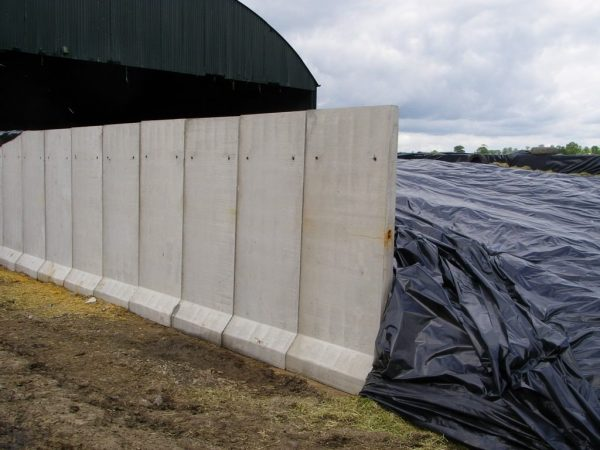Simply Free Standing Retaining L Walls Moore Concrete Medium