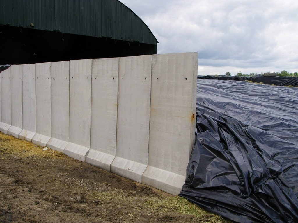 simply free standing retaining l walls moore concrete