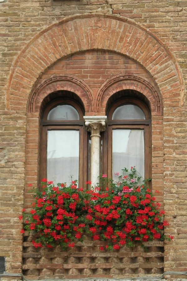 Simply Gorgeous Tuscan Window Shutters With Wooden Window Panel Medium