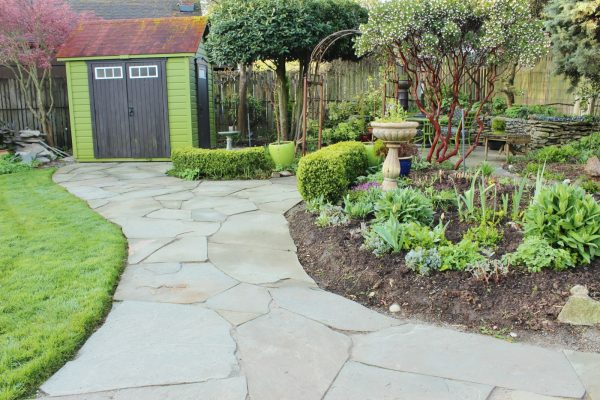 Simply Keeping It Simple Diy Garden Edging My Sweet Cottage Medium