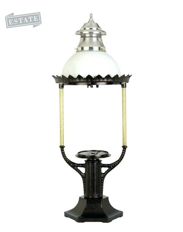 Simply Lantern Gas Light Fixtures Propane Lamp Natural Outdoor Medium