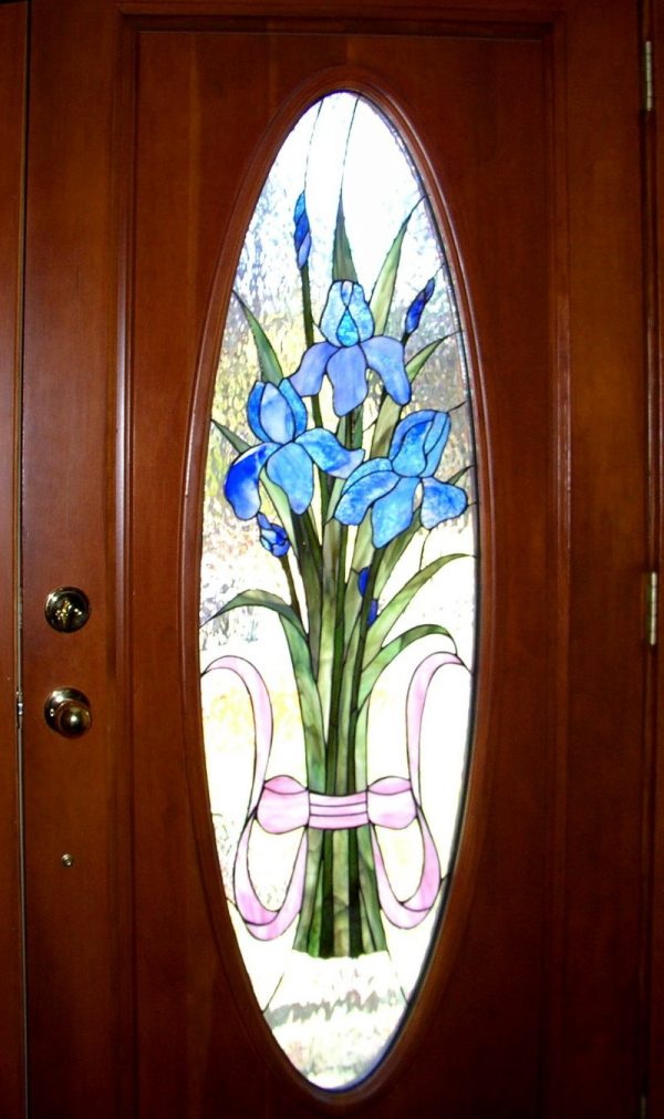 Simply New  Stained Glass Internal Doors In Edwardian And Medium
