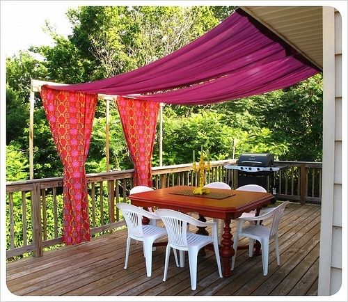 Simply Noelito Flowpatio Shade Diy Patio And Patios Medium