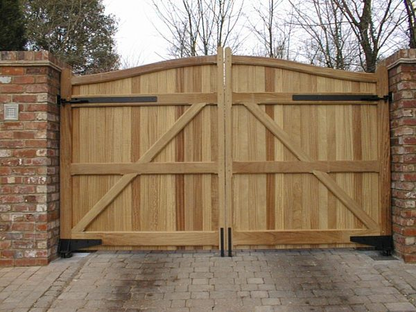 Simply Outdoor Wood Gates Design Exterior Trendy Ideas Tierra Medium