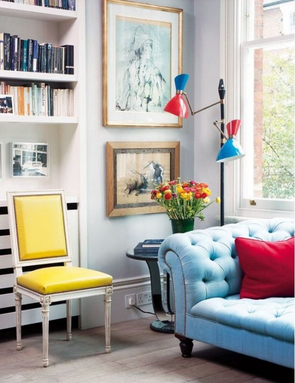 Simply Primary Colors In Modern Design Claire Brody Designs Medium