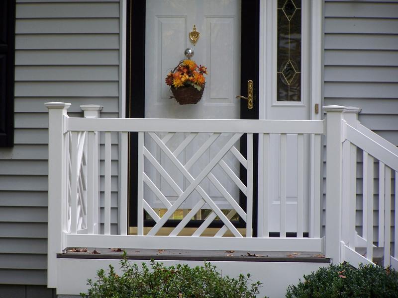 simply raleighdurham deck railingcustom and porch railing