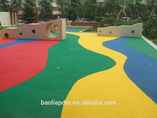 Simply Rubber Playgroundplayground Rubber Floorrubber Flooring Medium