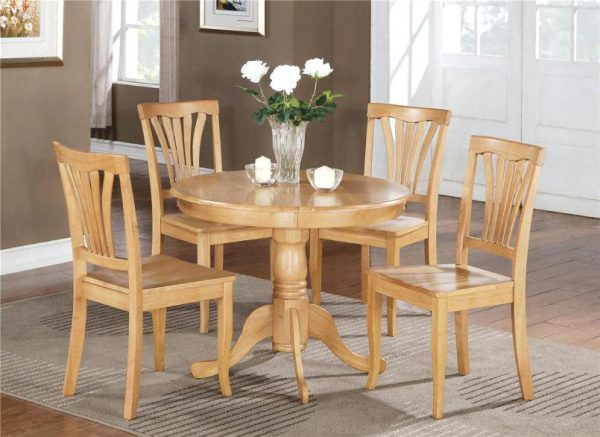 Simply Small Round Kitchen Table And Chairs Kitchen Tables Chairs Medium