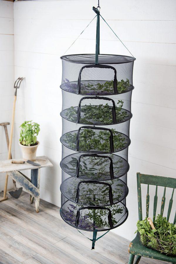 Simply Stack T Herb Drying Rackgardeners Supply Medium