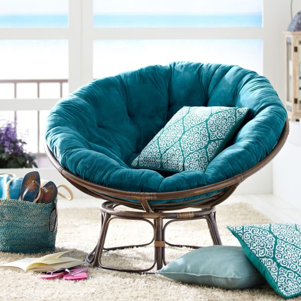 Simply The Papasan Chair  A Design Classic With Many Different