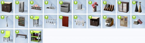 simply the sims 4 cool kitchen stuff pack sims online medium