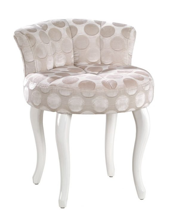 Simply Top Bathroom Vanity Stool Wooden Makeup Chair For Bench Medium