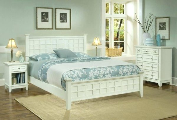 Simply White Beadboard Bedroom Furniture Bedroom Furniture To Medium