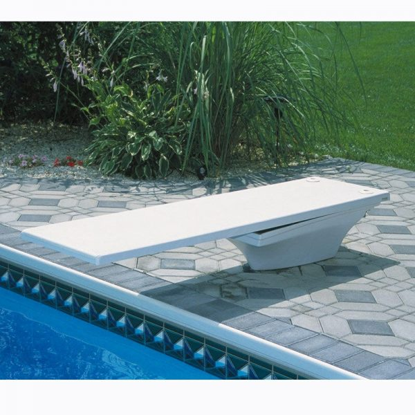 SR Smith Flyte Deck II Stand And 8 Fiber Swimming Pool Medium