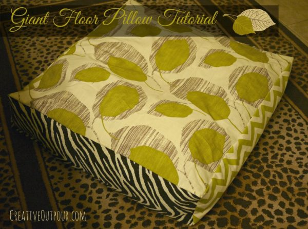 Style 15  Cool Diy Tutorials On How To Make Pillows Medium