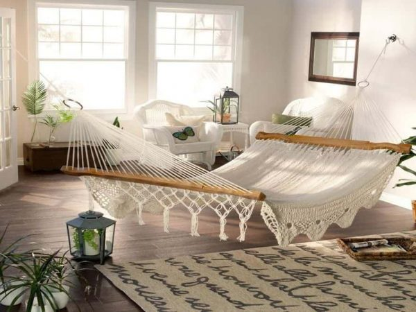 Style 15 Of The Most Beautiful Indoor Hammock Beds Decor Ideas Medium
