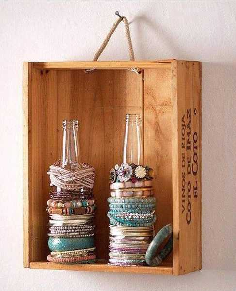 Style 23 Creative Ideas For Jewelry Storage Medium