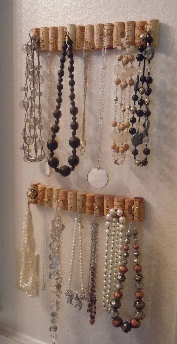 Style 30 Brilliant Diy Jewelry Storage   Display Ideas For