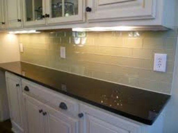 Style Beach Glass Tile Kitchen Backsplashnew Casa Medium